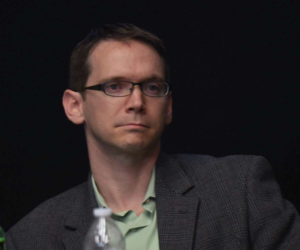 Texas Education Agency Commissioner Mike Morath, seen on April 26, plans to uphold a recommendation to disband the Southside Independent School District's board of trustees.