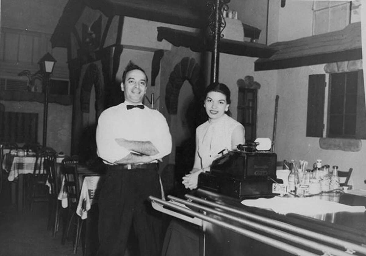 Archival photos from Cleburne Cafeteria which is marking its 75th anniversary this year. The restaurant, known for its home-made food and desserts, was opened by Nick and Pat Mickelis in 1941.