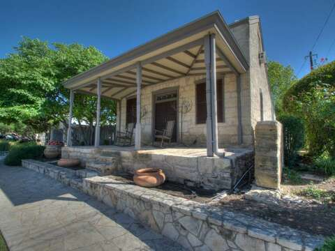 texas hill country compound showcases german style houston chronicle