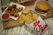 Chick-fil-A is now open in Galveston.