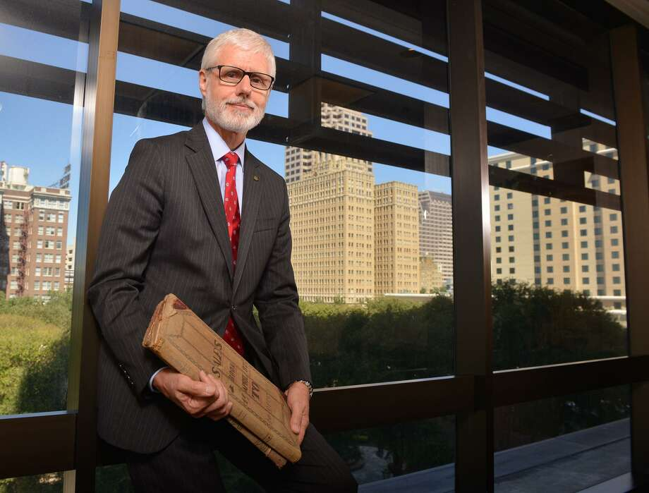 Phillip Green, chairman and CEO of Cullen/Frost Bankers, says borrowers are optimistic. Photo: Robin Jerstad /San Antonio Express-News