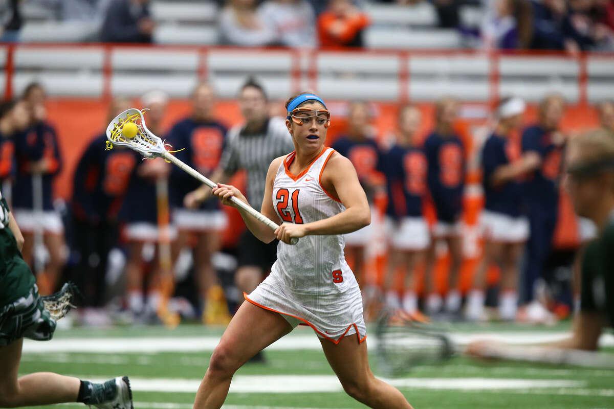 Kayla Treanor (Photo courtesy Syracuse University)