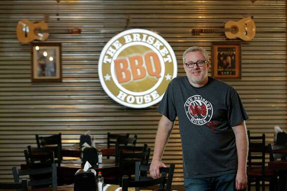 Wayne Kammerl's third Brisket House is located on Cypress Creek Parkway.