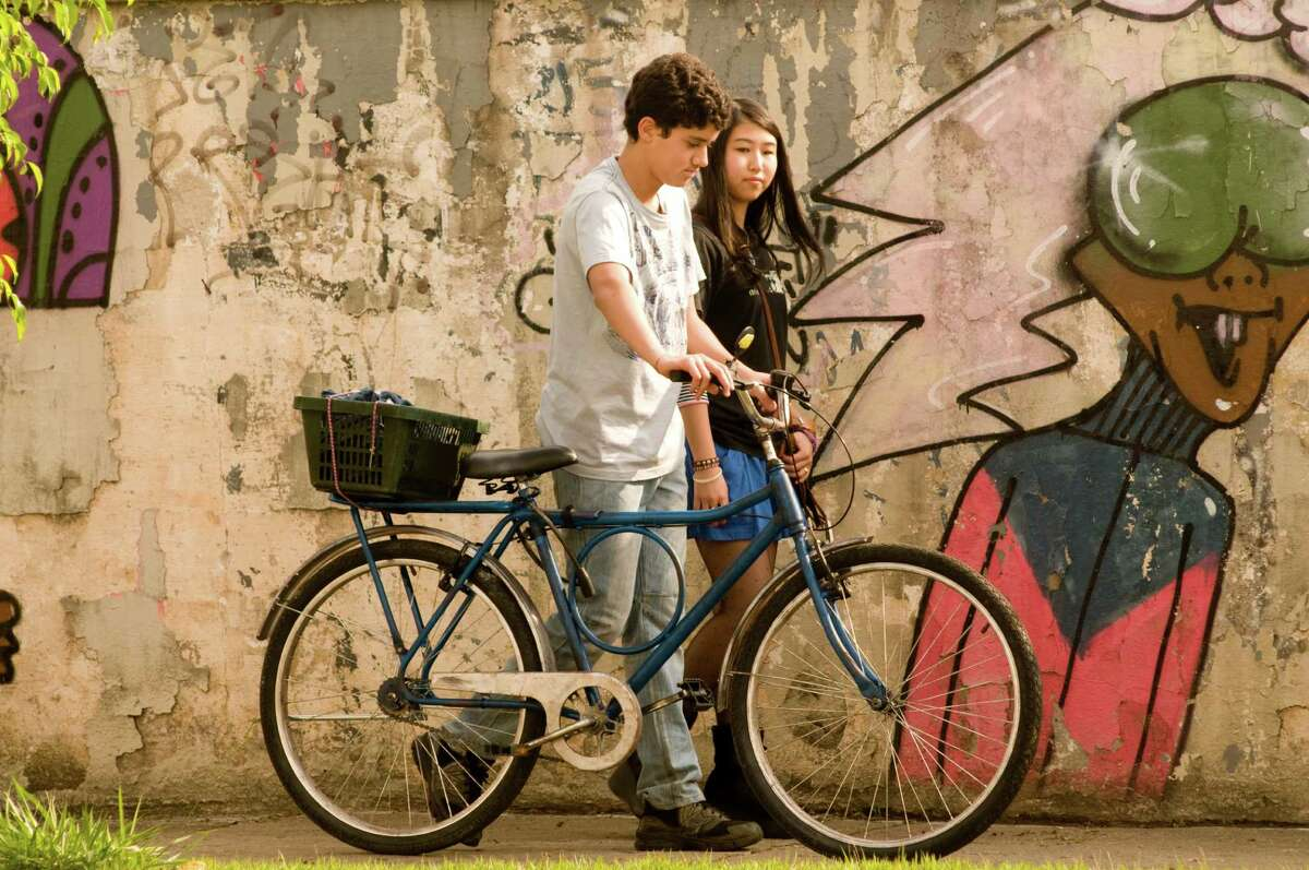"""'Ausência' ('Abscence') 5 p.m. Sunday 87 minutes This film, the title translates into """"Absence,"""" comes from Brazilian director Chico Teixeira and follows a teenage boy as he deals with a dysfunctional home life and a growing attraction to a male mentor."""