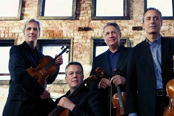 The Emerson String Quartet was formed in New York City in 1976.