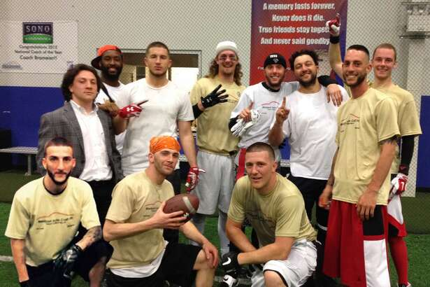 For the sixth time in the past seven seasons the Mike Ness SoNo Field House Flag Football League championship belongs to the Westport Auto Craftsmen.  The latest installment was capped by a hard-fought 34-26 double-overtime win over Team 600 last Thursday.  The victory was just one night after coming back from two scores down late in the second half versus long time rival Duck Dynasty in the semifinals.