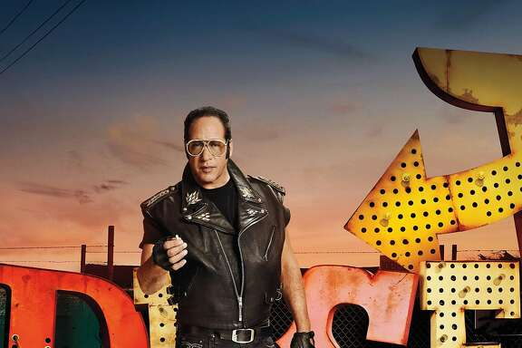 Andrew Dice Clay performs Saturday, May 7, at the Warfield in San Francisco.