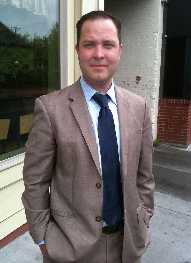 Joshua Smith is the new New Milford superintendent of schools. Photo: Nanci Hutson / Nanci Hutson / The News-Times