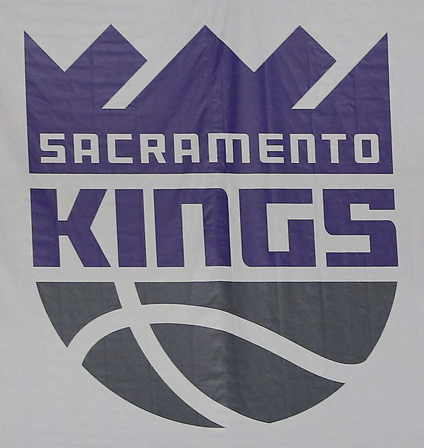 The Sacramento Kings released the NBA basketball team's new logo, Tuesday, April 26, 2016, in Sacramento, Calif. The new logo has a reshaped crown and new typeface meant to convey a modern look. (AP Photo/Rich Pedroncelli) Photo: Rich Pedroncelli, Associated Press