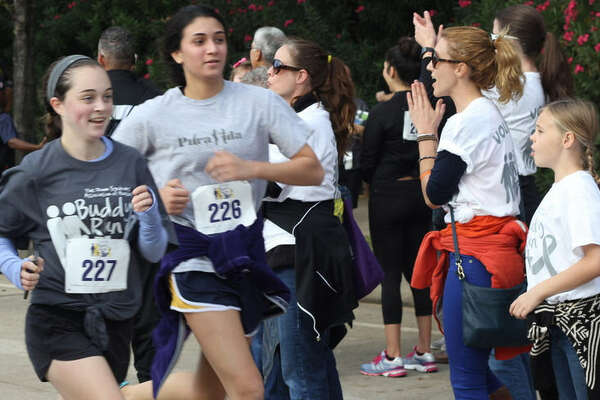 The second annual Buddy Run 5K will be April 30 at Constellation Field in Sugar Land, opening at 6:30 a.m. Visit www.houstonbuddyrun.org/for more information.