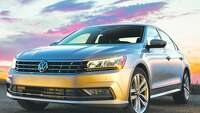 VW's Passat sedan gets updated for 2016, bringing styling changes, new technologies - Photo