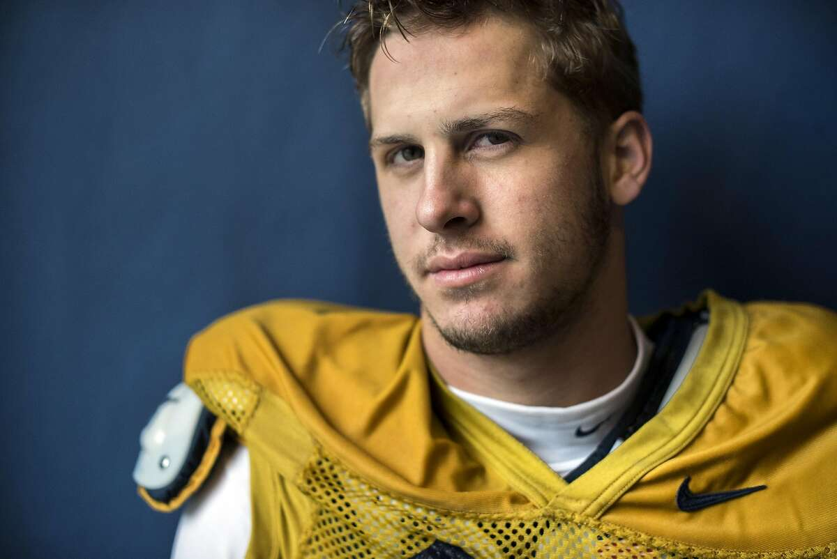 Cal Just Released Its Jared Goff Bobblehead And It S Haunting Our Dreams