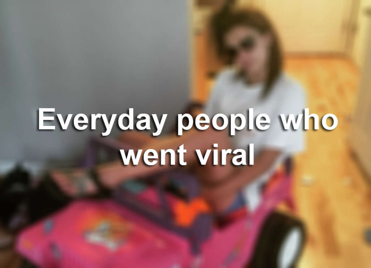 These people were just doing every day things such as checking out people at Target when social media made them famous.