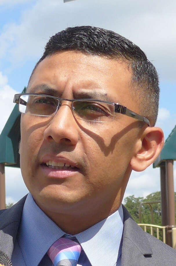District 7 Councilman Cris Medina Photo: John W. Gonzalez / San Antonio Express-News