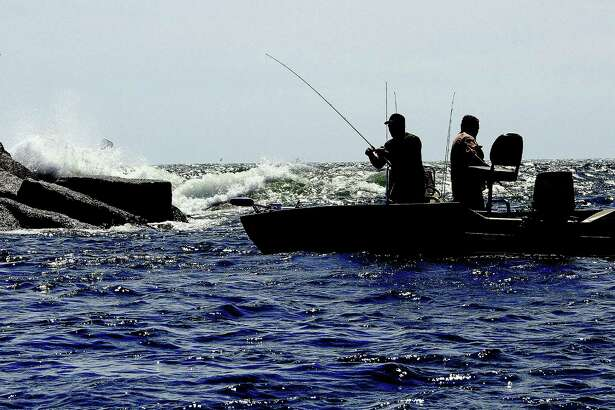 Anglers along the upper Texas coast recently have enjoyed good fishing in waters around jetties where salinity levels are higher than in freshwater-swamped areas of bay systems.