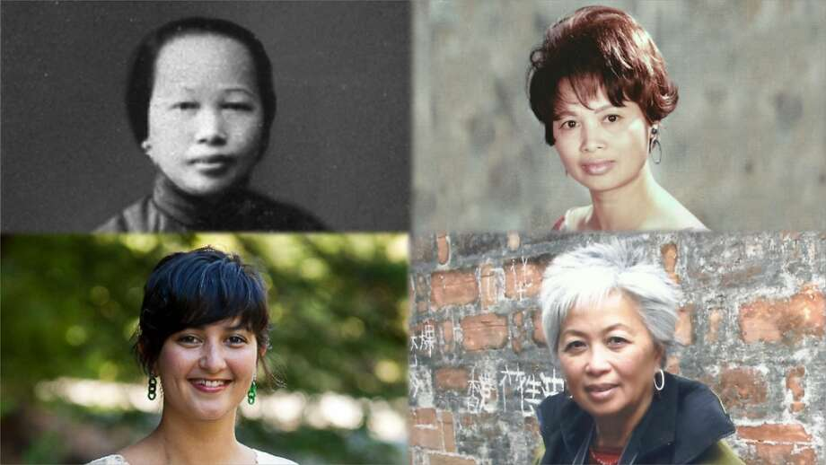"Felicia Lowe's ""Chinese Couplets"" explores four generations of women. Photo: Felicia Lowe, Lowedown Productions"