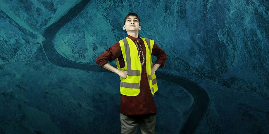 """Kiran Patel stars in """"The Most Dangerous Highway in the World."""" Photo: Courtesy Golden Thread"""