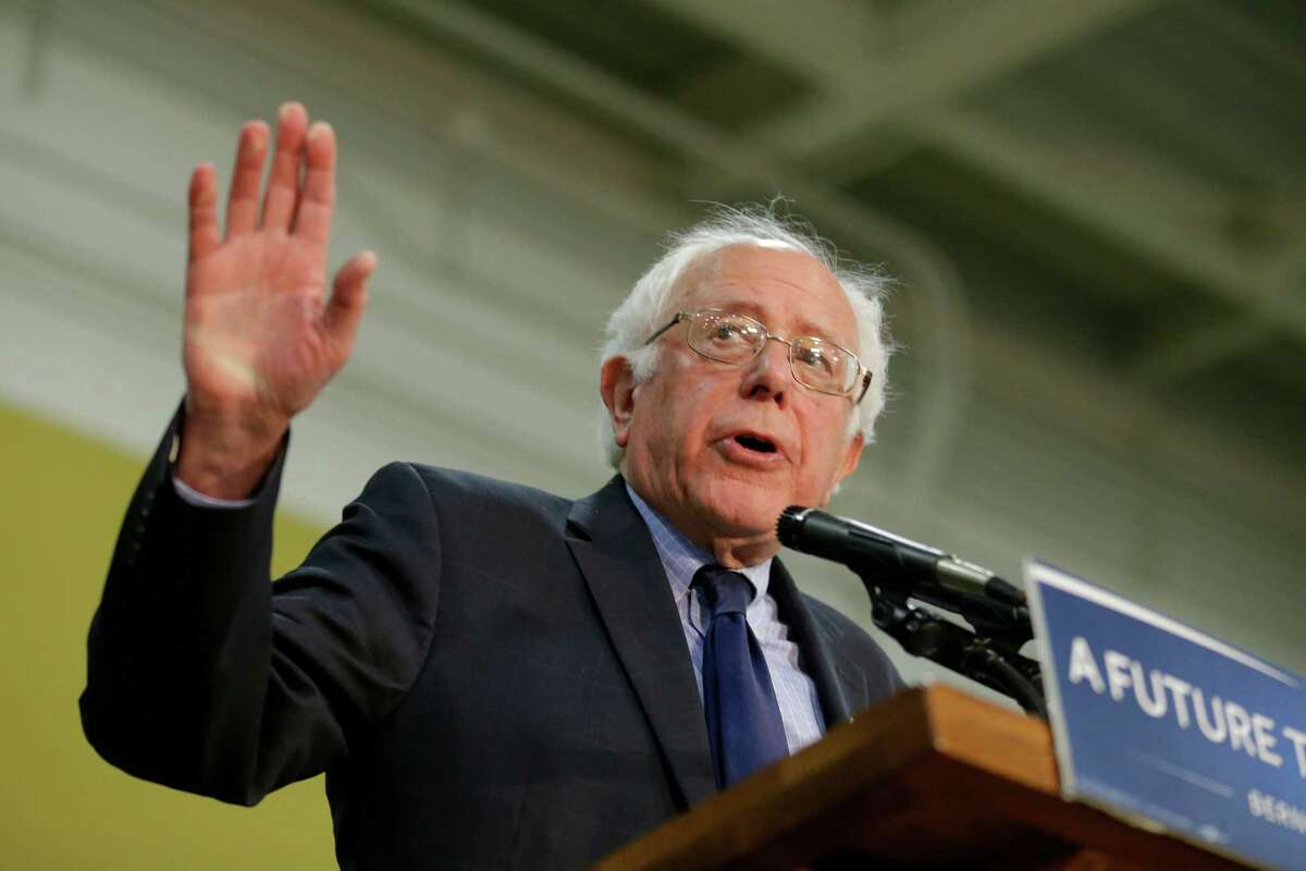 """Sen. Bernie Sanders told attendees of a rally at Purdue University in Indiana on Wednesday that he remains """"in this campaign to win"""" the Democratic nomination, despite Tuesday's primary losses to Hillary Clinton."""