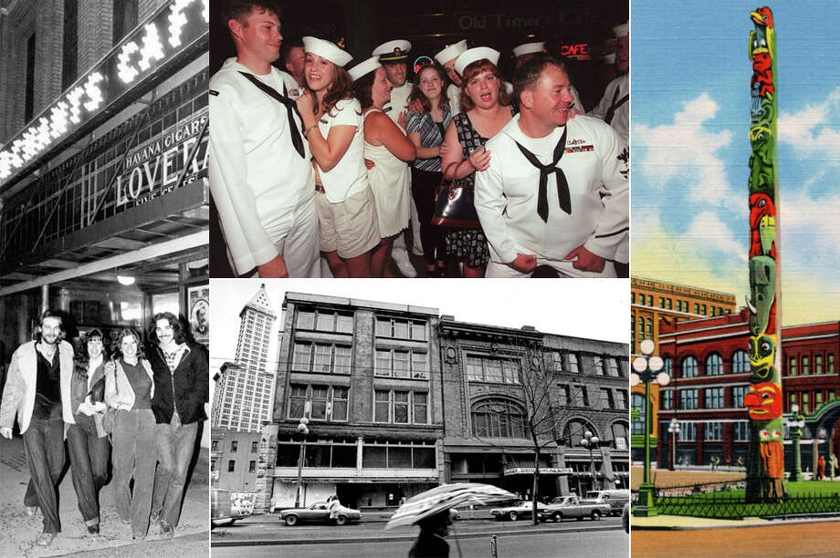 Click through the gallery above for a look at some of the fascinating early history of one of Seattle's most dynamic spots – Pioneer Square.