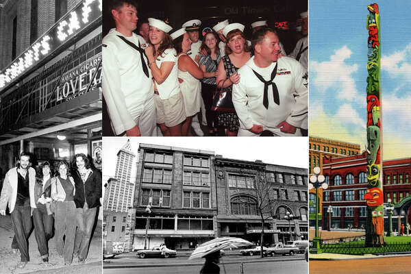 Click through the gallery above for a look at some of the fascinating early history of one of Seattle's most dynamic spots - Pioneer Square.
