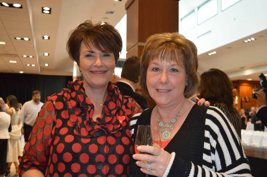 St. Vincent's Medical Center cardiologists and nurses walked the runway at Women at Heart, a fashion show courtesy of Mitchells of Westport on April 27, 2016. The event benefited the St. Vincent's Regina L. Cozza Center's Women at Heart Program. Were you SEEN?