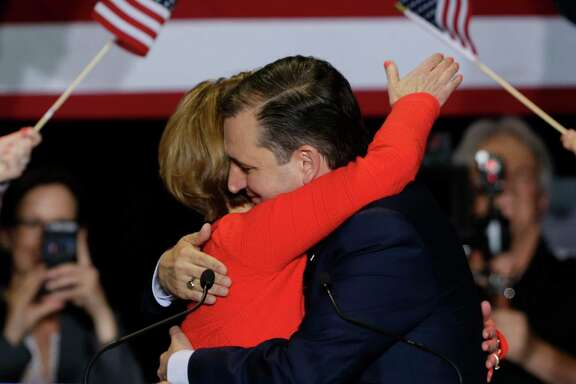"""Former Hewlett-Packard CEO Carly Fiorina embraced the opportunity to be Ted Cruz's running mate Wednesday at a rally in Indianapolis, calling the race she re-enters """"a fight worth having."""""""