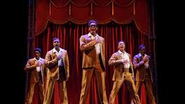 "The Temptations are among the music legends portrayed in ""Motown the Musical,"" which is coming to the Majestic Theatre."