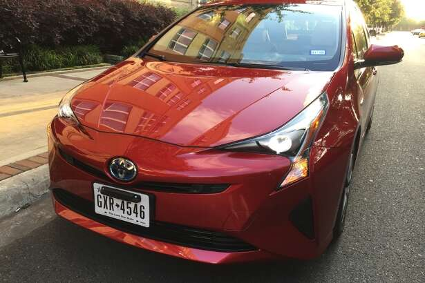 The redesigned 2016 Toyota Prius 4 features a sleeker front end. Would you recognize this as a Prius from this angle?