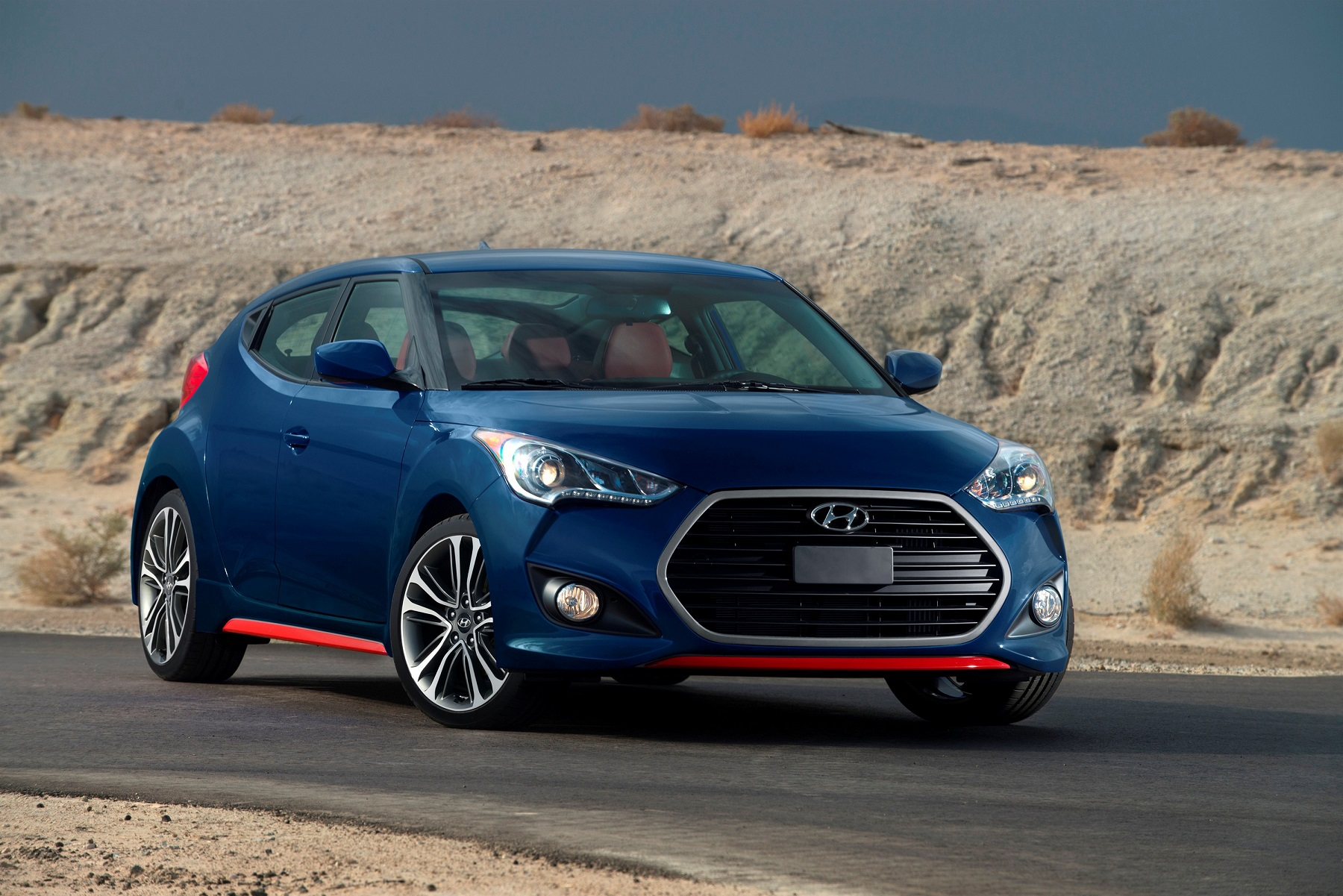2016 Hyundai Veloster R-Spec delivers sports car experience