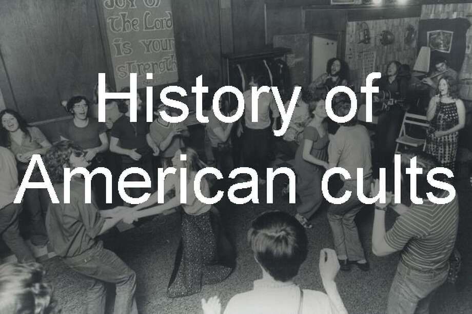 See some of the most prominent cults in modern American history.