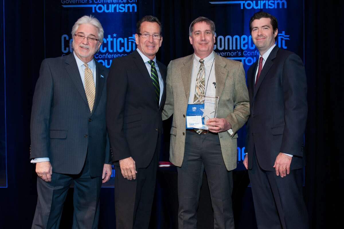 Governor Dannel P. Malloy, in partnership with the Connecticut Office of Tourism, announced the recipients of the 2016 Connecticut Governor's Tourism Awards at the annual Connecticut Governor's Conference on Tourism on April 27 in Hartford.