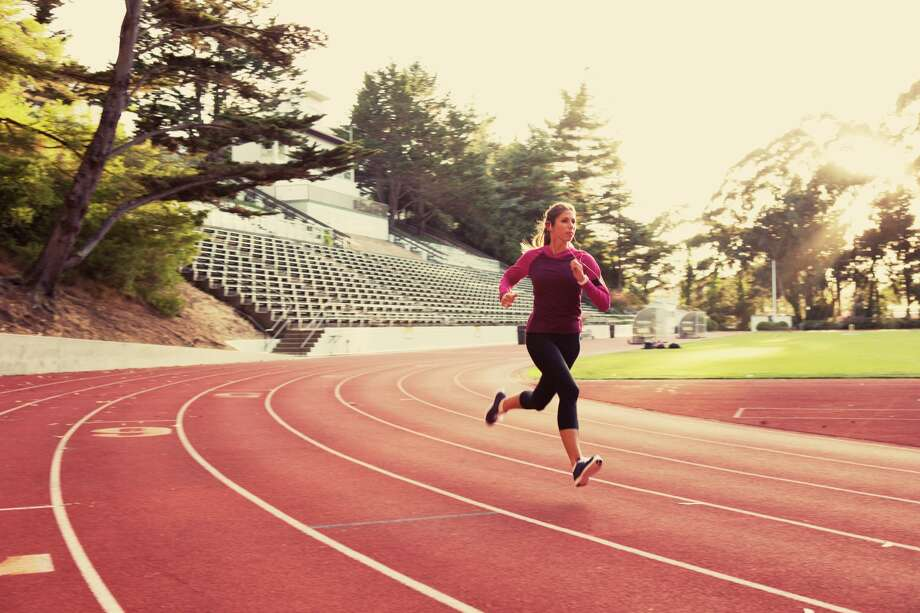 You can no longer say that you don't have enough time to work out: A new study finds that a 60 seconds of arduous exercise and a couple minutes of warmup and cool down might be enough. Photo: Andrew Rich, Getty / Andrew Rich