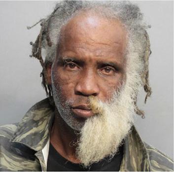 Report Florida Man Takes Mugshot With Half A Beard