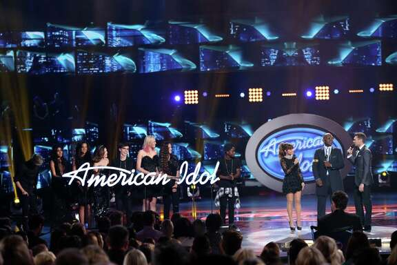 """""""American Idol"""" once was so popular that the Fox network broadcast it twice a week. But it's been averaging 11.5 million viewers a night this year, according to Nielsen data. Its producers filed for bankruptcy in New York on Thursday."""