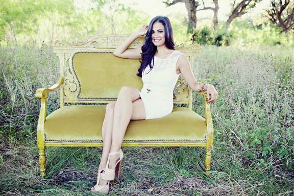 Cassandra Lazenby, host of upcoming local TV reality show, 'Lil' Texas Livin,'' vows to show viewers how to live comfortably in a smaller home.