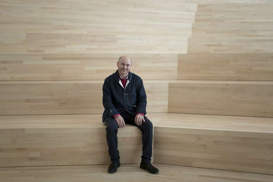 Craig Dykers is a founding partner of Snøhetta, which designed the new San Francisco Museum of Modern Art. Photo: Tim Hussin, The Chronicle