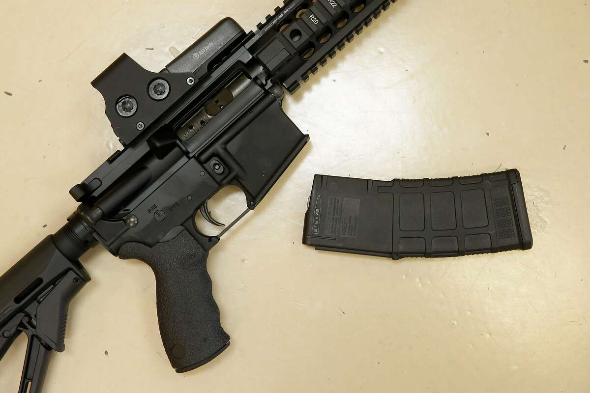 Actually removing weapons from banned gun owners is big problem in California