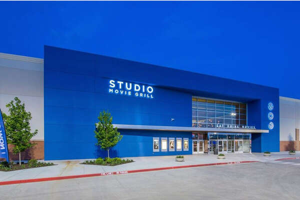 This is the exterior of Studio Movie Grill's recently opened Tyler location. The dine-in theater company is set to open its 24th location in Pearland May 5. While that location remains under construction, the exterior and interior will mirror the company's Tyler theater.