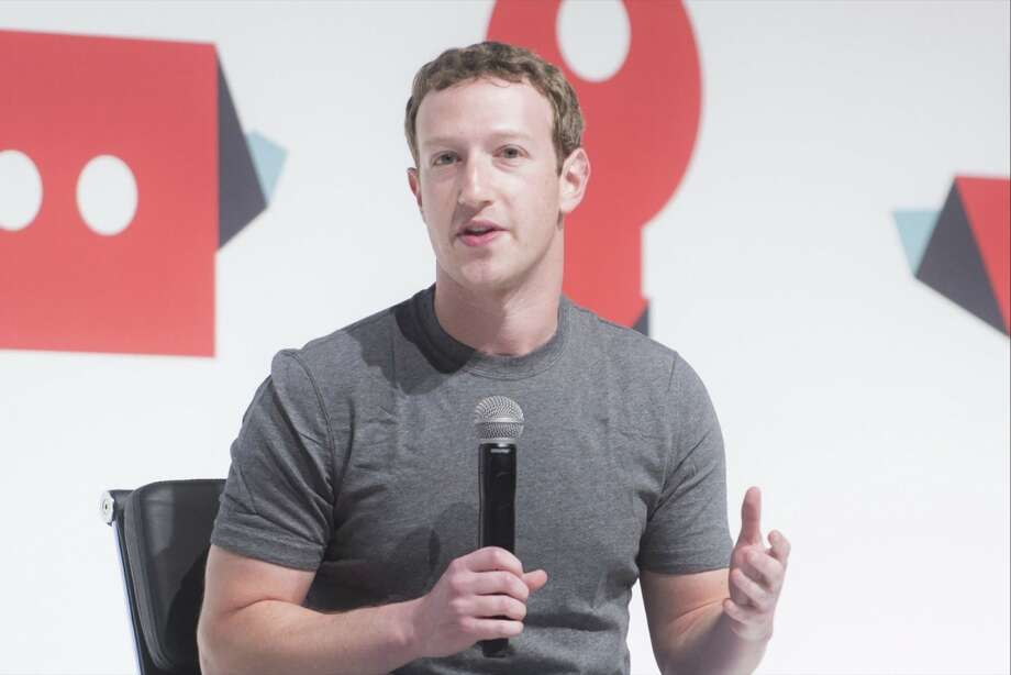 Facebook CEO Mark Zuckerberg Photo: Catwalker | Shutterstock