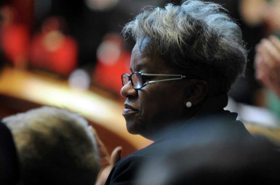 Sen. Marilyn Moore, D-Bridgeport Photo: Autumn Driscoll / Autumn Driscoll / Connecticut Post