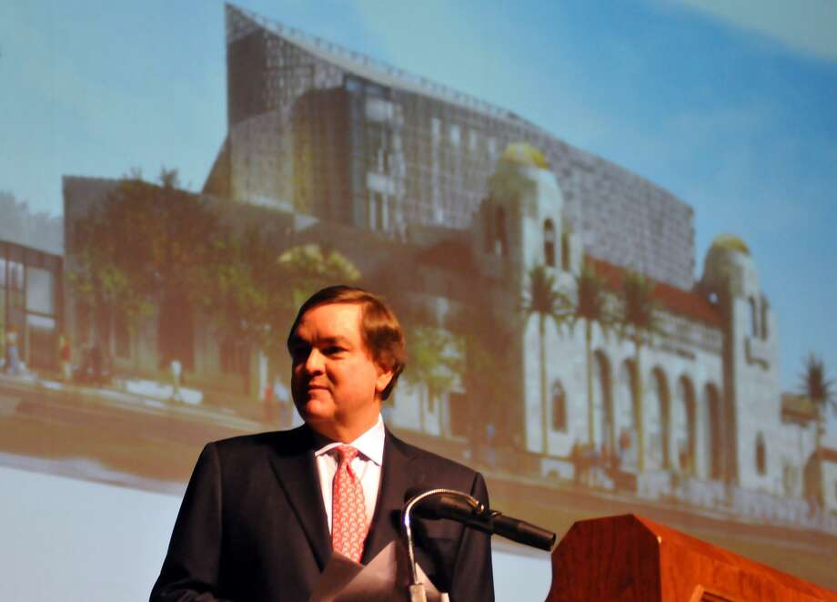 J. Bruce Bugg Jr. has stepped down as chairman of the Bexar County Performing Arts Center Foundation Photo: Express-News File Photo / Copyright 2011 by Robin Jerstad-www.JerstadPhoto.com