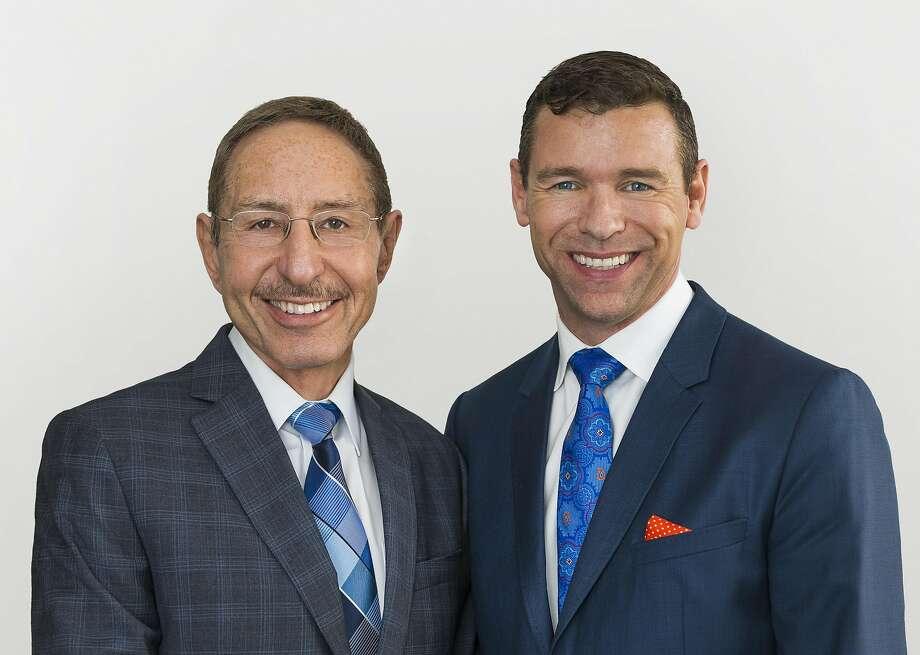 Photo: Bernie Katzmann And Mike Shaw