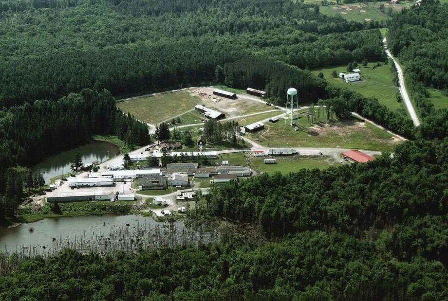 Summit Correctional Facility in Schoharie County, N.Y. Plans to build an auto dismantling facility and junkyard at the site of the old Summit Shock prison in rural Schoharie County have officially been abandoned in light of local opposition. (New York State Office of General Services)