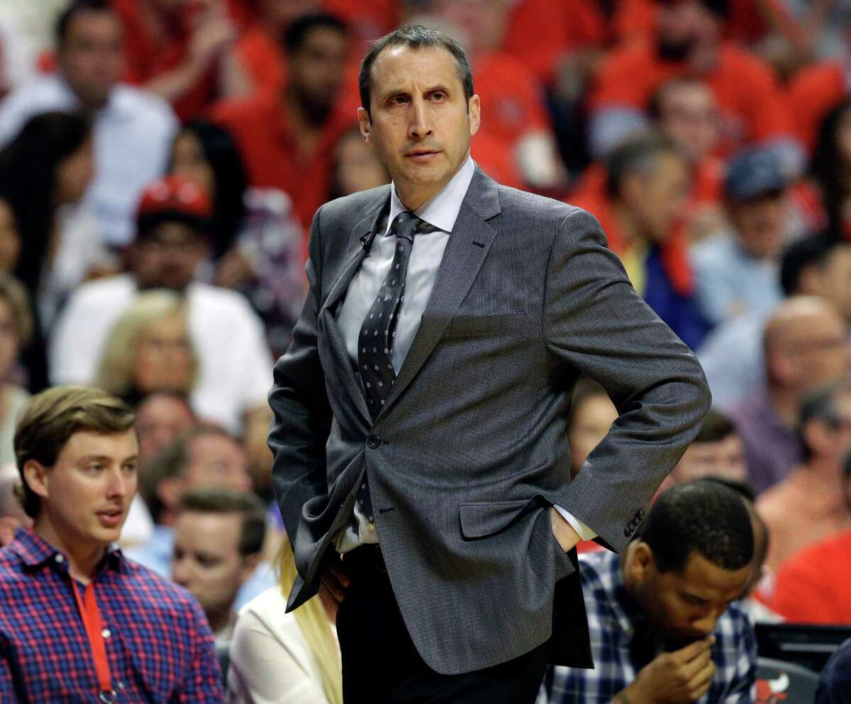 The Rockets met with former Cleveland Cavaliers coach David Blatt on Monday. Browse through the photos for some candidates for the Rockets' head coaching vacancy.