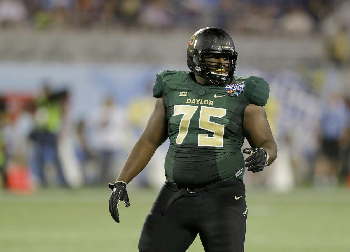 DT Andrew Billings, BaylorNotes: An athletic, high-motor player, Billings has big upside as an interior pass rusher.