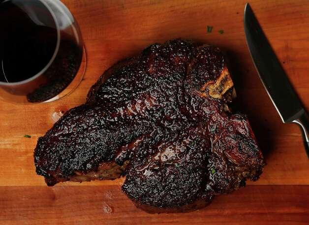 Killen restaurantsKillen's Steakhouse Where: 6425 W. Broadway, Pearland Photo: 50 oz porterhouse Photo: Mark Mulligan, Staff / Â 2015 Houston Chronicle