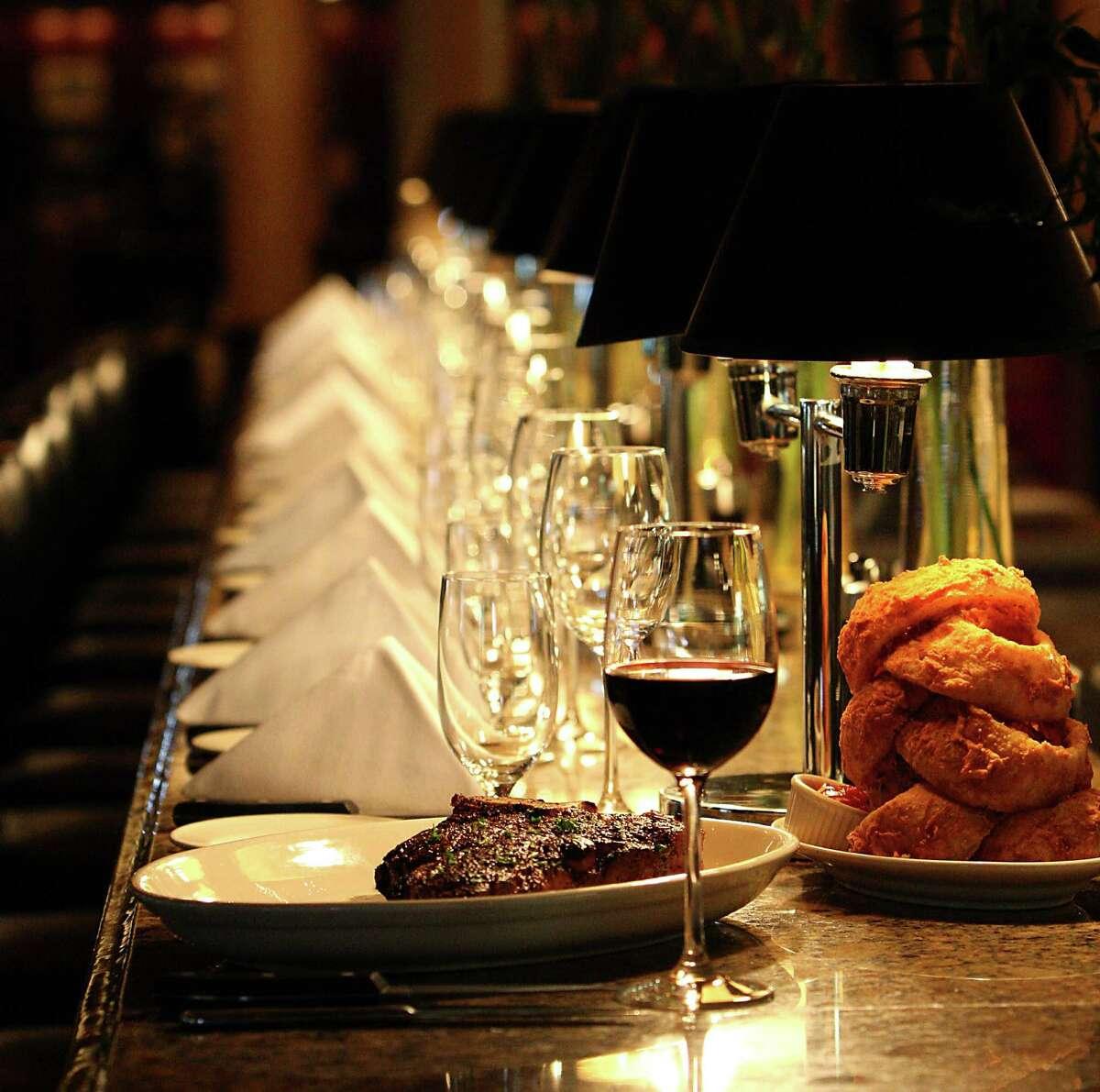 Pappas Bros. Steakhouse will host a wine dinner with Barnett Vineyards.