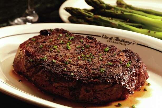 Vic & Anthony's Steakhouse: Steak