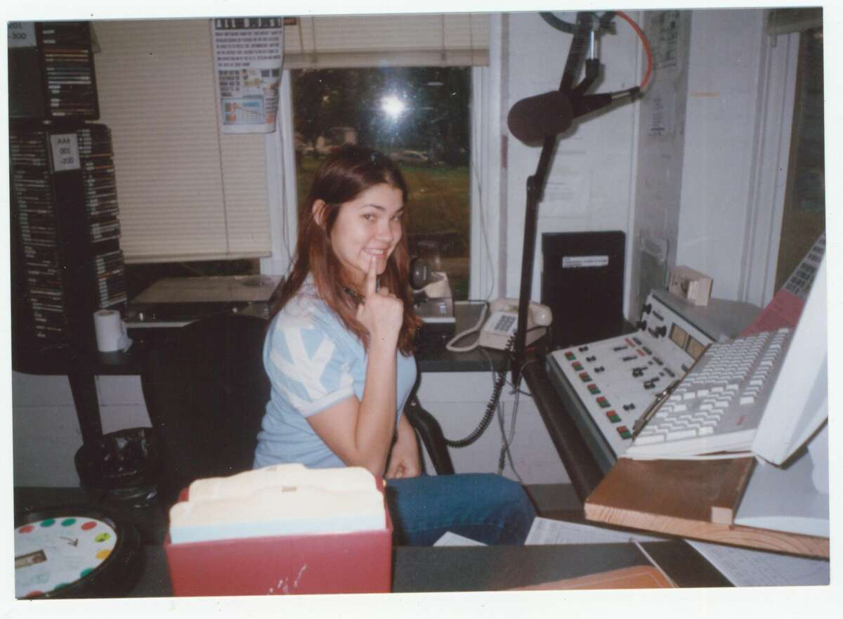 The oldest community college radio station in Texas, KSYM-FM has been broadcasting from San Antonio College since 1946. The station shared photographs of pledge drives, live broadcasts and events from the 1987 to 2005.