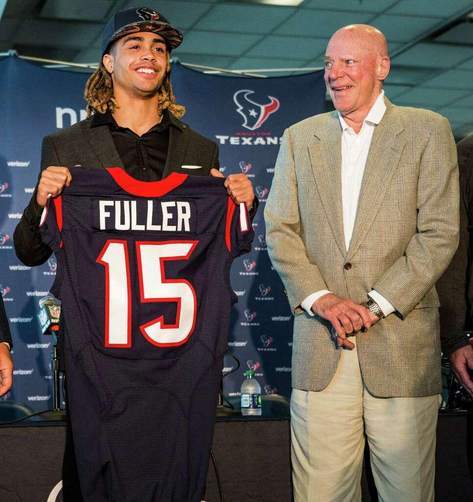 Will Fuller Jersey